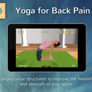 Yoga for Back Pain – By Saagara