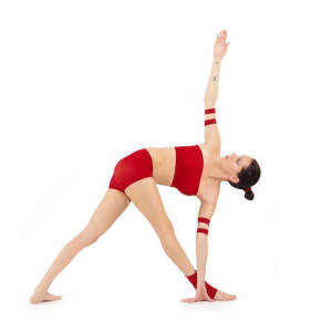 Parivrtta Trikonasana – Revolved Triangle Pose