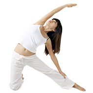 Parighasana – Gate Pose