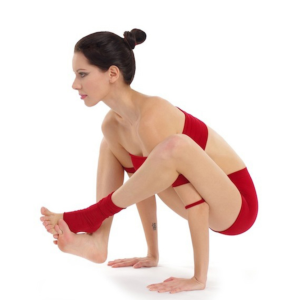 Bhujapidasana Pose – Shoulder Pressing Pose