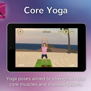 Core Yoga – By Saagara