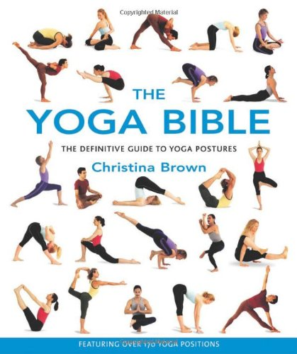 The Yoga Bible – By  Christina Brown Copy