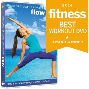 Flow Yoga: Elements of Yoga: Air & Water with Tara Lee (Actor)