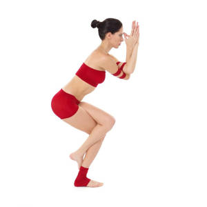 Garudasana – Eagle Pose