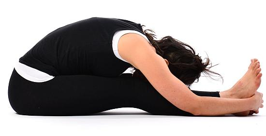 Paschimottanasana – Seated Forward Bend