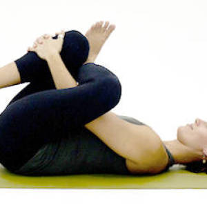 Sucirandhrasana – Eye of the Needle Pose