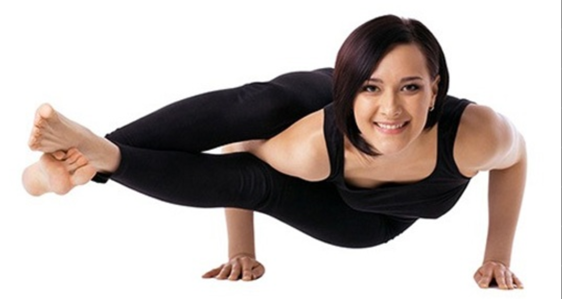 Astavakrasana- Eight Angle Pose