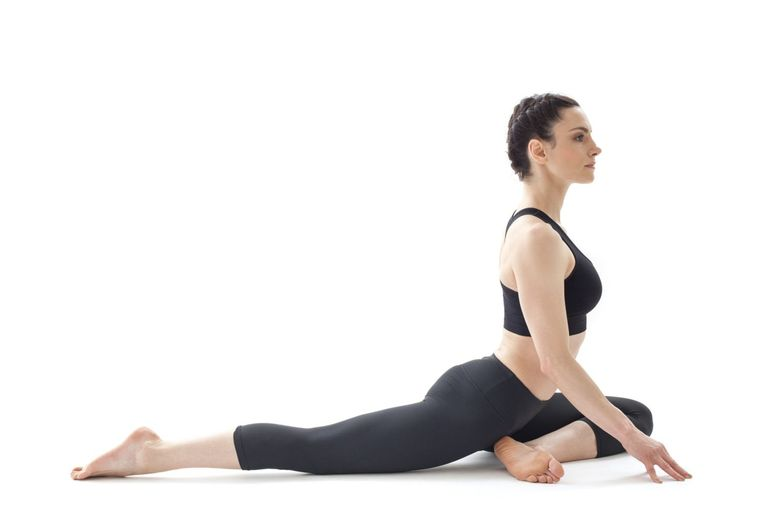 Eka Pada Rajakapotasana – One-Legged King Pigeon Pose