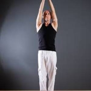 Urdhva Hastasana – Upward Salute, Raised Hands Pose