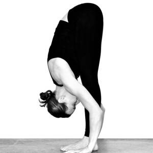Uttanasana – Standing Forward Bend