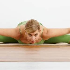 Upavistha Konasana – Wide Angle Seated Forward Bend